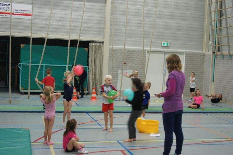 Kindermiddag 2012
