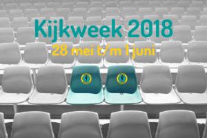 Kijkweek 2018